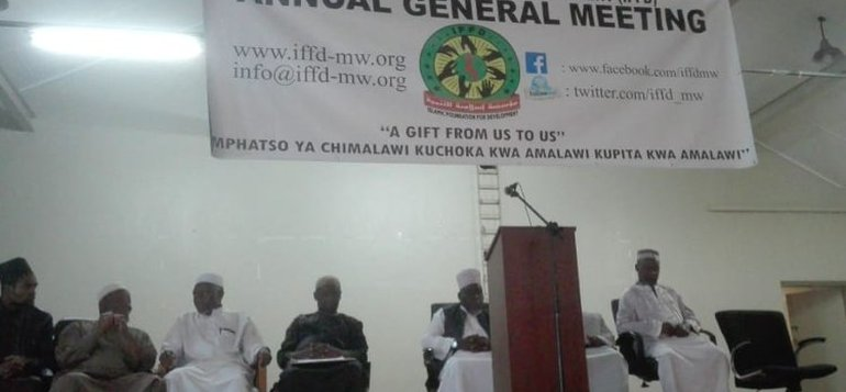 'Our reward after death', IFFD pays tribute to Ibrahim Mchakulu and Sheikh Khatweeb Rajab detail image